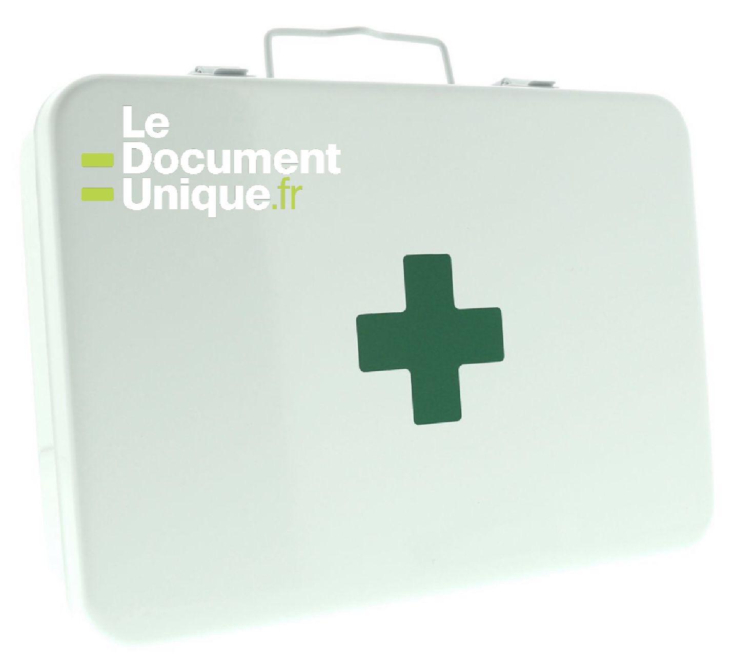 valise de secours pour véhicule