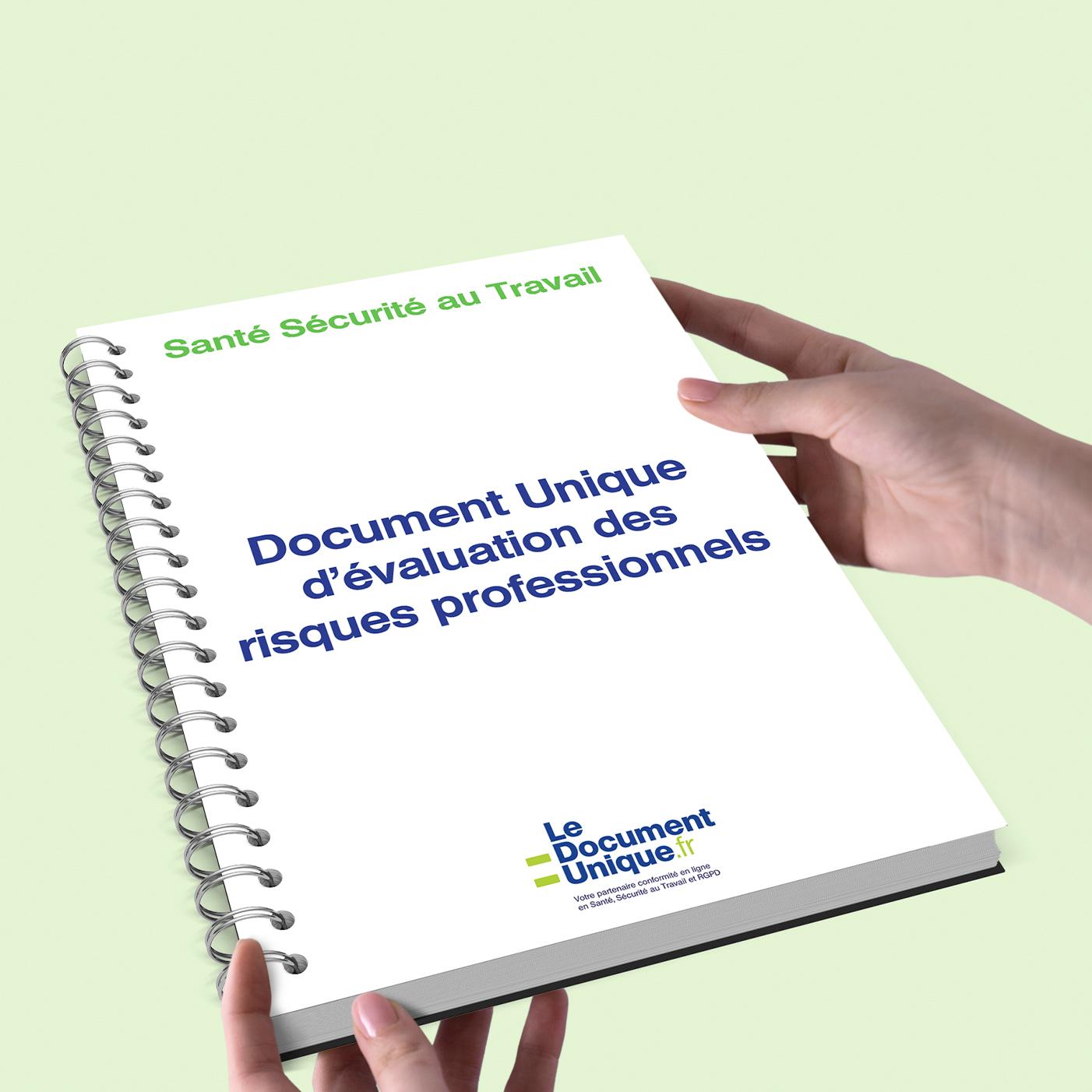 document unique d'évaluation des risques professionnels duerp
