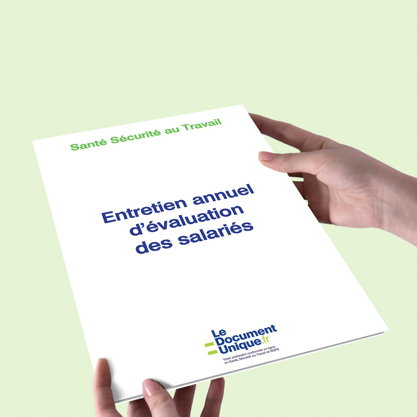 livret entretien annuel d'évaluation des salariés obligation de la santé et sécurité au travail