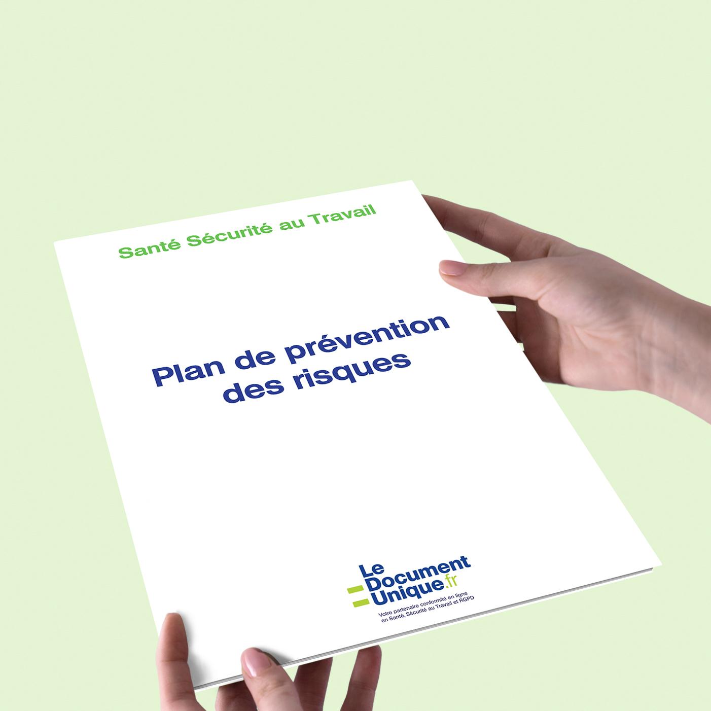 Plan de prévention des risques de la santé et sécurité au travail