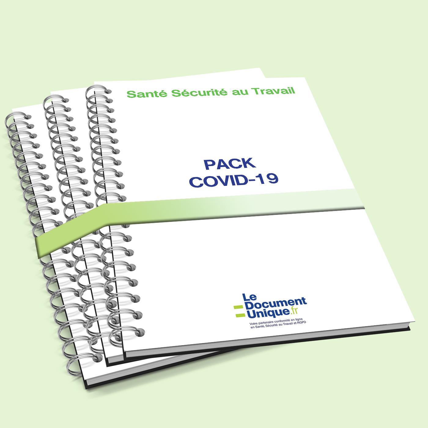 Pack COVID-19 pour les entreprises