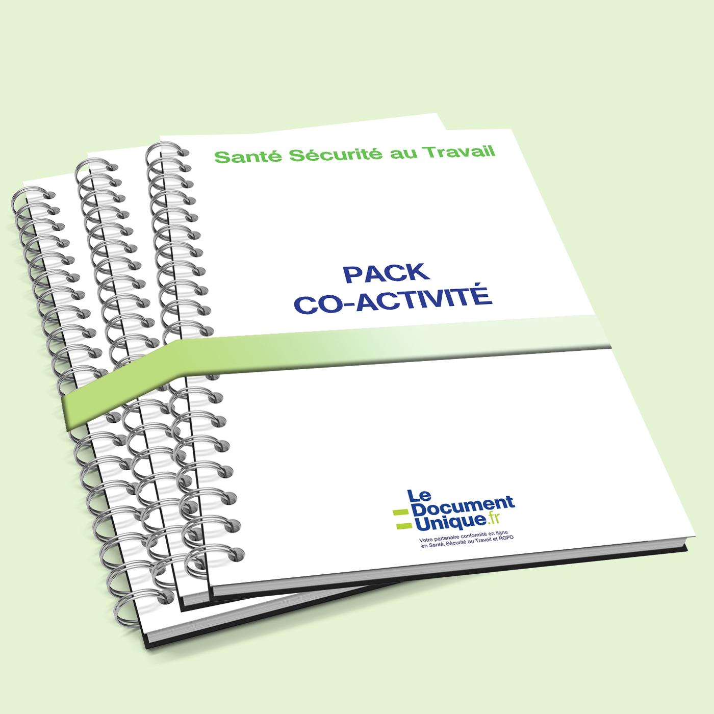 Pack co-activité pour les entreprises