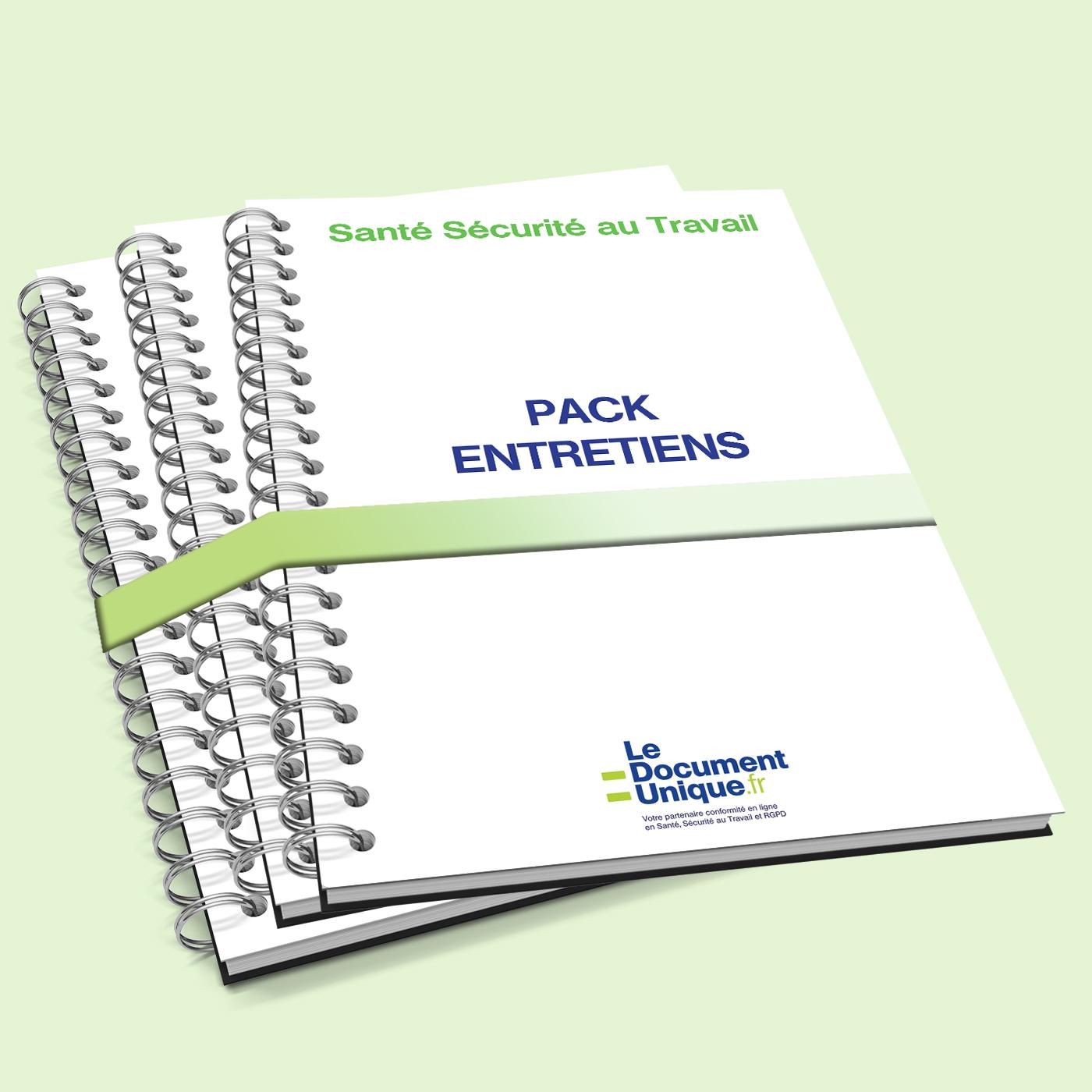 Pack entretiens pour les entreprises