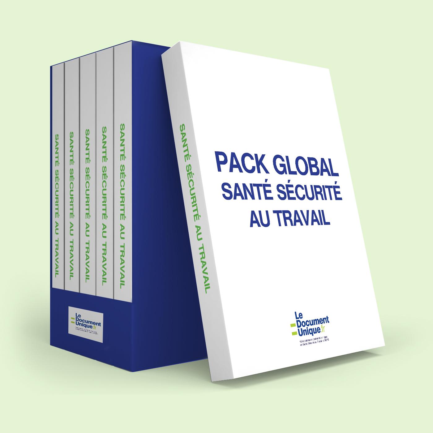 pack global santé et sécurité au travail pour les entreprises